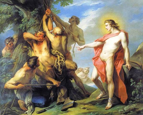 Секс в мифологии древней греции
