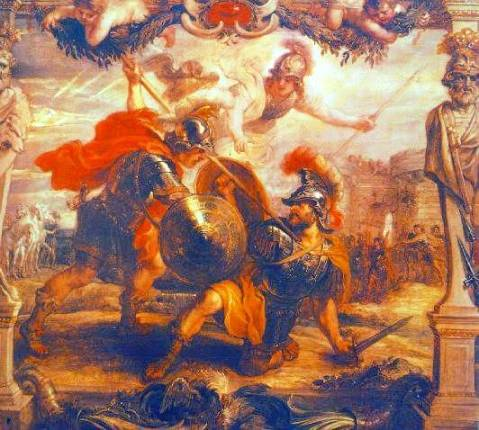 the importance of honor and glory to achilleus The iliad themes from litcharts honor and glory the gods the shield of achilles zeus' eagle theme wheel previous.